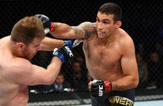 Бой Фабрисиу Вердум — Трэвис Браун: смотреть онлайн видео трансляцию UFC 203 сегодня, 10 сентября 2016