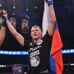Александр Волков проведёт первый бой в UFC с Тимоти Джонсоном