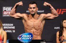 Новым оппонентом Мирсада Бектича на UFC 204 станет Рассел Доан
