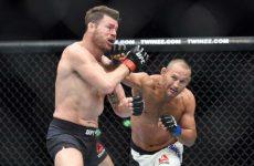 Победители и проигравшие UFC 204