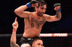 Гуидо Каннетти выбыл с карда UFC Fight Night 98 из-за проблем с допингом
