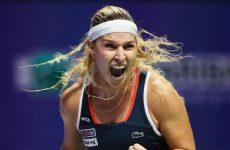 Финал итогового турнира WTA 2016: смотреть онлайн матч Кербер — Цибулкова, видео трансляция сегодня 30.10.2016
