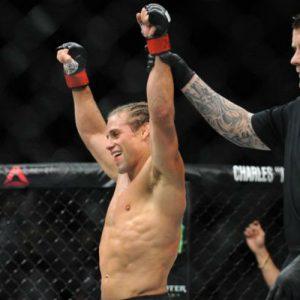 Юрайя Фабер на UFC on FOX 22 проведёт свой последний бой