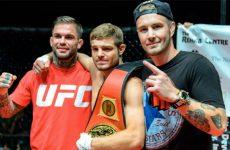 Доминик Маззотта хочет сразиться с Коди Гарбандтом за титул UFC