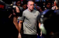 Джордж Сент-Пьер ответил Биспингу на призыв подписать контракт с UFC