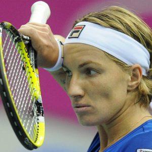 Теннис Светлана Кузнецова — Агнешка Радваньска: прямой эфир бесплатно, смотреть сегодня итоговый турнир WTA 24.10.2016