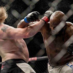 Бой Шамиль Абдурахимов vs. Деррик Льюис — 9 декабря на UFC Fight Night 102