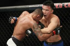 Джеймс Мунтасри и Алекс Мороно встретятся в Сакраменто на UFC on FOX 22