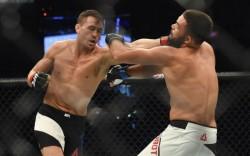 Омари Ахмедов vs. Кайл Ноук — 26.11.2016 на UFC Fight Night 101