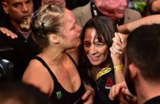 Бой Ронда Роузи vs. Аманда Нуньес — 30.12.2016 на UFC 207