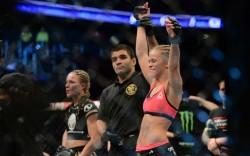 Мишель Уотерсон и Пэйдж ВанЗант — хедлайнеры UFC on FOX 22