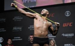 Варлей Алвес и Камару Усман встретятся в рамках UFC Fight Night 100