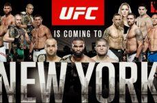 UFC 205: время начала и результаты шоу от 12.11.2016