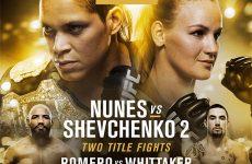 Прямая трансляция UFC 213: смотреть онлайн сегодня, 9 июля 2017