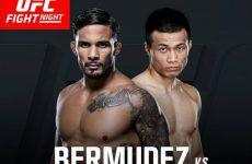 Файткард UFC Fight Night 104 сформирован