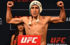 Энрике Барзола — Крис Авила 5.11.2016: прогноз на бой UFC Fight Night 98