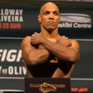 Гаджимурад Антигулов — Маркос Рожерио де Лима 19.11.2016: прогноз на бой UFC Fight Night 100