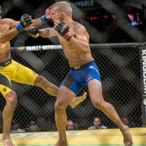 Рафаэль Ассунсао потерял соперника на UFC Fight Night 102