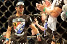 Гегард Мусаси — Юрайя Холл 19.11.2016: прогноз на бой UFC Fight Night 99