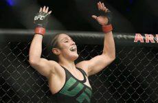 Алекса Грассо: готова биться с лучшими бойцами минимального веса