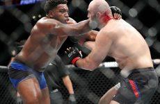 Бой Чейз Шерман vs. Уолт Харрис — 15.01.2017 на UFC Fight Night 103