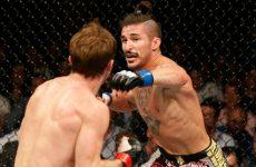 Иэн МакКолл расторг контракт с UFC