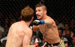 Иэн МакКолл — Нил Сири 19.11.2016: прогноз на бой UFC Fight Night 99