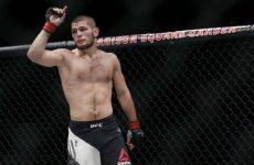 Хабиб Нурмагомедов требует от UFC титульный бой