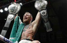 Конор МакГрегор сложил полномочия чемпиона UFC в 145 фунтах