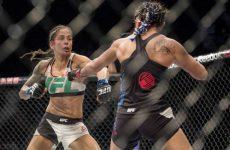 Татьяна Суарес снялась с боя против Джулианы Лимы на UFC Fight Night 102