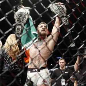 Шоу UFC 205 посетили 20427 зрителей