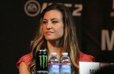 Миша Тейт не поддерживает учреждение женского полулёгкого дивизиона в UFC