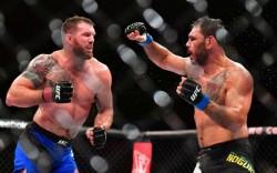 9028 зрителей посетили шоу UFC Fight Night 100 в Бразилии