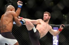 Дастин Ортис заменит Джона Морагу в битве с Заком Маковски на UFC 206
