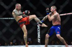 Росс Пирсон шокирован работой судей в UFC