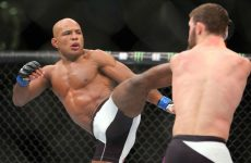 Бой Уилсон Рейс vs. Улка Сасаки — часть карда UFC 208