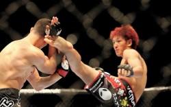 Улка Сасаки снят с карда UFC Fight Night 100