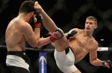Бой Тайрон Вудли — Стивен Томпсон: смотреть онлайн видео трансляцию UFC 205 сегодня, 11 ноября 2016