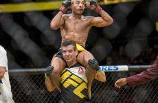 Андре Педернейрас: в UFC должны прояснить ситуацию с выступлением Альдо в 155 фунтах