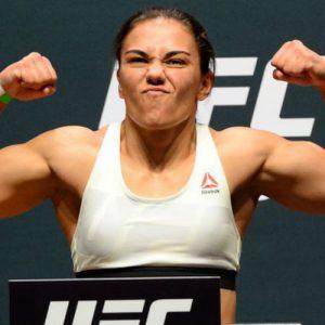 Бой Джессика Андраде vs. Марина Мороз покинул кард UFC 207