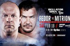 Прогноз на UFC. Федор Емельяненко – Мэтт Митрион 18.02.2017: дата боя, трансляция, ставки
