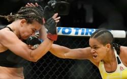 Ронда Роузи — Аманда Нуньес 30.12.2016: прогноз на бой UFC 207
