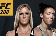 Холли Холм и Жермейн де Рандами поспорят за титул в 145 фунтах на UFC 208