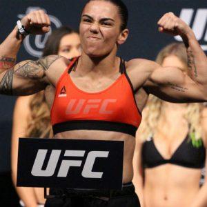 Бой Марина Мороз vs. Джессика Андраде — 30 декабря на UFC 207