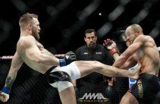 Джон Каванах: не многие в UFC сравнятся с МакГрегором в ударной технике