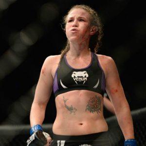 Лесли Смит — Ирен Алдана 17.12.2016: прогноз на бой UFC on FOX 22