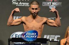 Луис Смолка — Рэй Борг 30.12.2016: прогноз на бой UFC 207