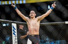 Три новых боя пополнили кард UFC Fight Night 103