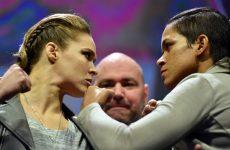 UFC 207: все бои от 30 декабря 2016