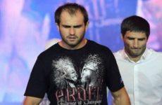 9.12.2016 Сапарбек Сафаров проведёт дебютный бой в UFC